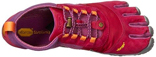 Vibram Fivefingers Trek Ascent LR Scarpe Trekking Donna Pink / Grey / Orange