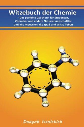 Buch-Tipp: Witzebuch der Chemie