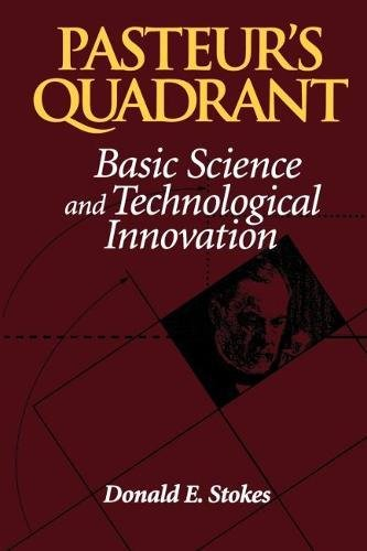 Pasteur's Quadrant: Basic Science and Technological...