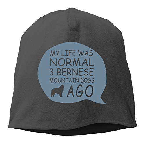 CHINITH Unisex Bernese Mountain Dog Hats for Mens Women Boys & Girls - Mountain Dog Hat
