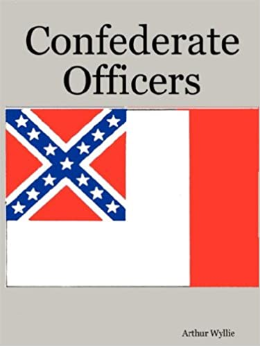 Book Confederate Officers