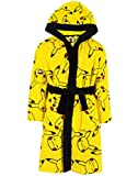 Pokemon Pikachu Kids Pocket Front Bathrobe