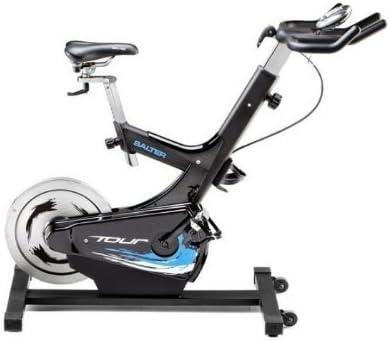 SALTER - Bicicleta Estática Indoor Tour M-344: Amazon.es: Deportes ...
