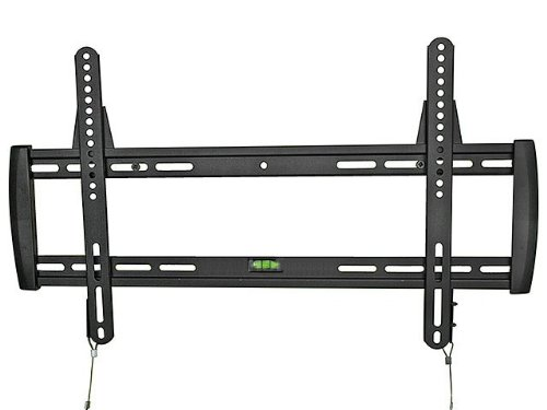 Ultra Slim Wall Mount fits (32 37 40 42 46 50)inch TV Universal for LCD LED Plasma HDTV
