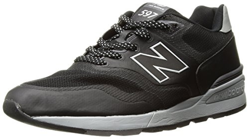 New Balance Men MD597V1 Sneaker Black/Silver Mink
