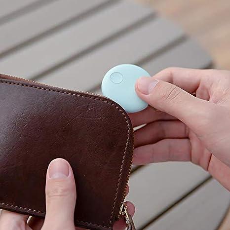 songying Smart - Llavero con Alarma Bluetooth de Dos vías ...
