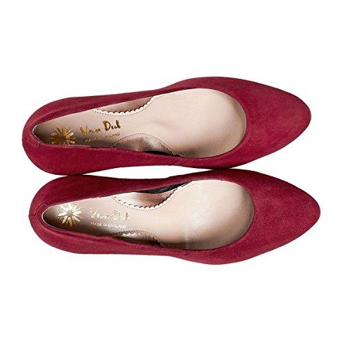 mujer Dal de Zapatos Van tacón xSqUxwI
