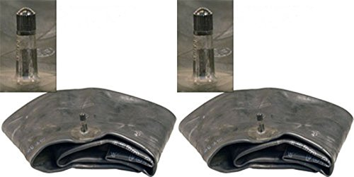 Air Loc Brand Set of 2 Tire Inner Tubes with TR13 valve stems - 8 inch Combination Size 18x8.50-8, 18x9.50-8, 20x8.00-8, 20x10.00-8