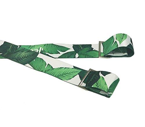 Carry Straps/Carry Slings/Yoga Mat Strap (Banana Leaf)