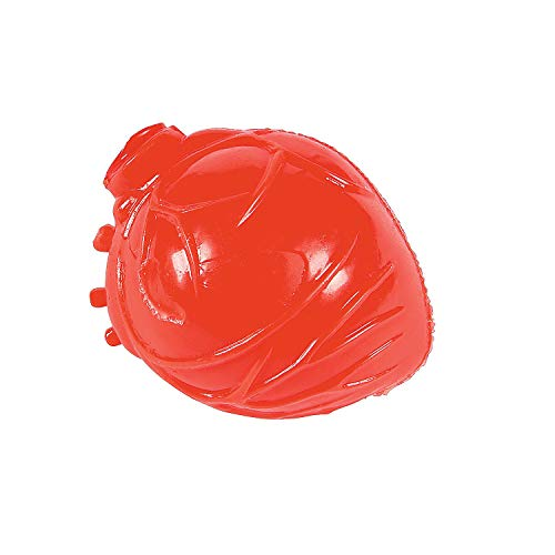 Fun Express - Realistic Heart Splat Toy for Halloween - Toys - Value Toys - Sticky & Stretch Toys - Halloween - 12 -