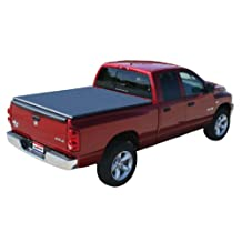 TruXedo 248101 TruXport Soft Roll-Up Dual Latch Tonneau Cover