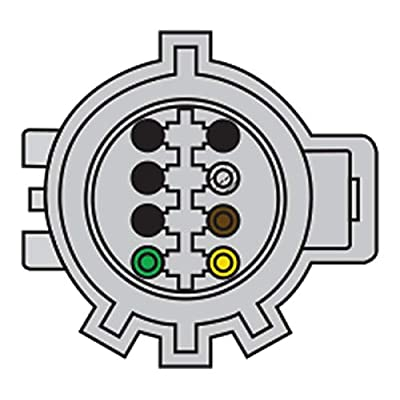 Hopkins 40125 Plug-In Simple Vehicle Wiring Kit: Automotive