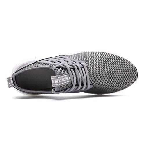 Moxicha Uomini Casual Fashion Fashion Fashion scarpe da ginnastica Respirabile Atletico Sport scarpe 781a43