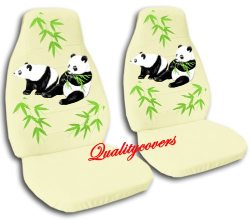 panda bear car seat covers - 5