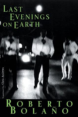 book cover of Last Evenings on Earth