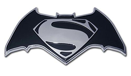 chrome batman emblem - 8