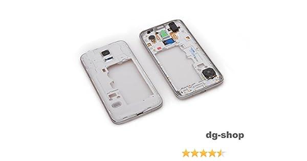 Marco medio para Samsung Galaxy S5 Mini G800f con toma de ...