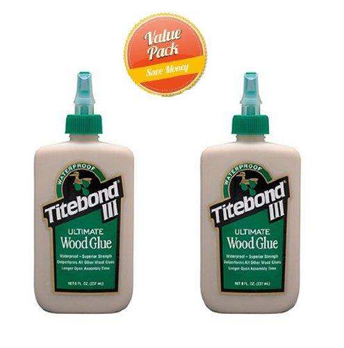 Iii Ultimate Wood Glue (Waterproof Titebond III Wood Glue)