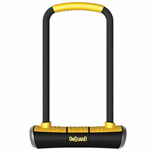 OnGuard Pitbull LS Bicycle U-Lock w/ Bracket - 8002