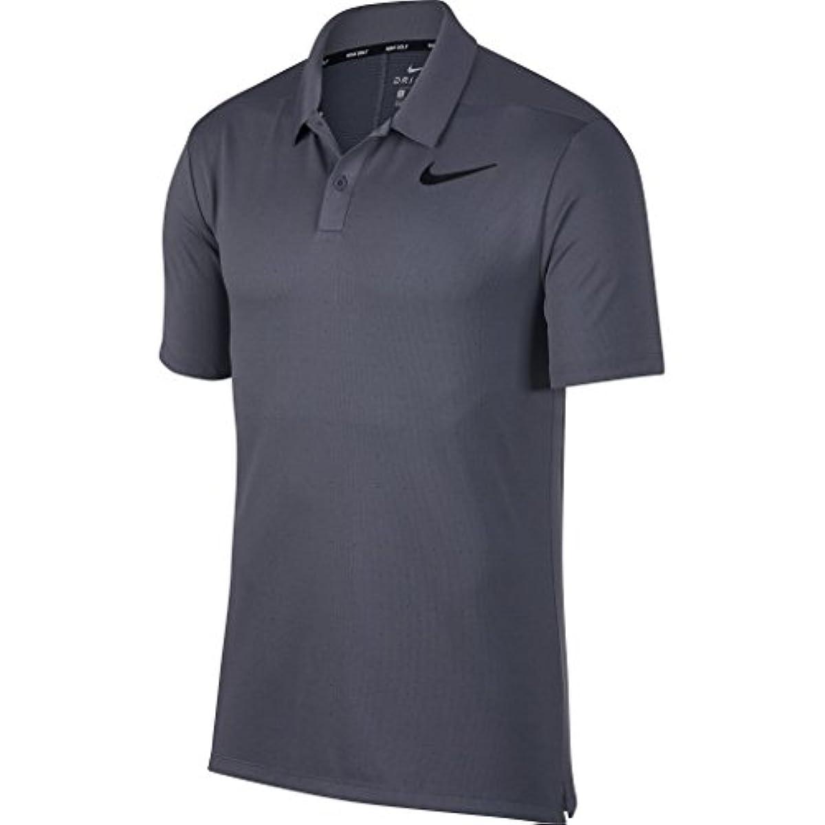 [해외] (나이키) NIKE 맨즈 BREATHE 폴로 셔츠 반소매 탑 스포츠 웨어