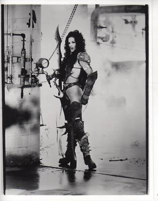 Julie strain in leather