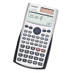 Casio Scientific Calculator, 10-Digit x Two-Line Natural Textbook Display (FX-115ES)