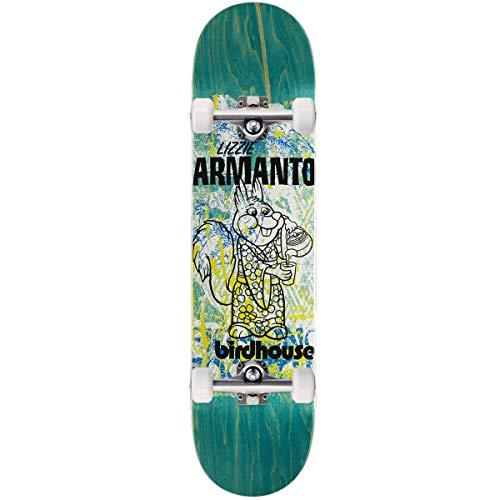 "Price comparison product image Birdhouse Lizzie Show Print Skateboard Complete - 7.75"""