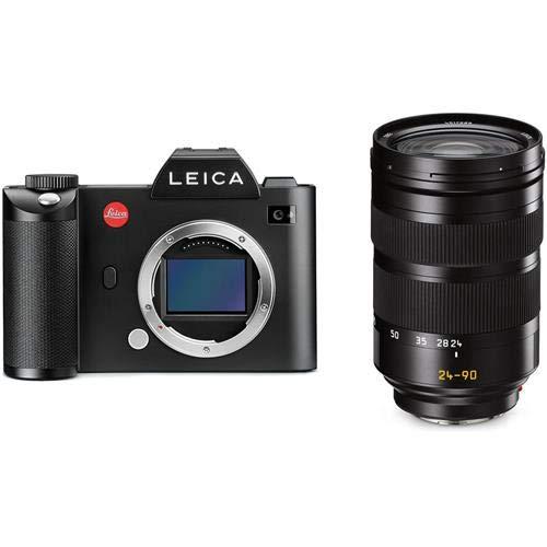 Leica SL (Typ 601) Full-Frame Mirrorless Digital Camera W/Vario-Elmarit-SL 24-90 f/2.8-4.0 ASPH Lens & ()