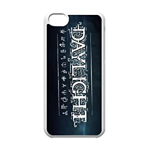 games Daylight Game Logo iPhone 5c Cell Phone Case White Gift xxy_9916817