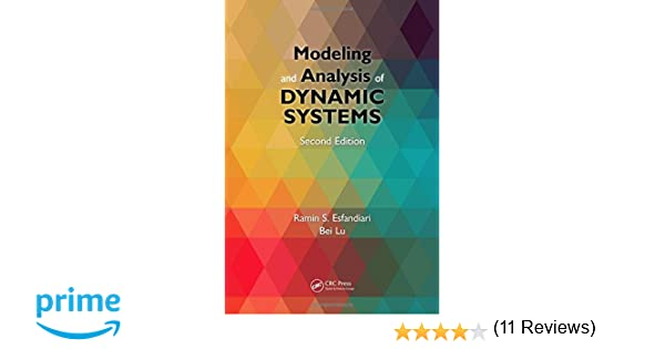 Amazon modeling and analysis of dynamic systems second edition amazon modeling and analysis of dynamic systems second edition 9781466574939 ramin s esfandiari bei lu books fandeluxe Choice Image