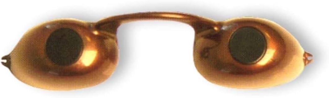 California Tan Peepers Ojo Gafas de protección para Solarium