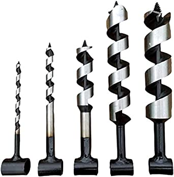 """2/"""" Scotch Eye Wood Auger Drill Bit For Bushcraft and Camping"""