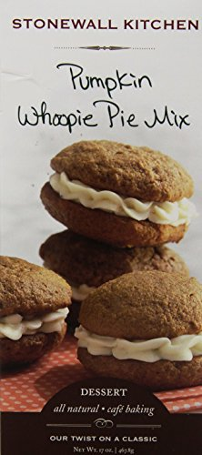 Stonewall Kitchen Pumpkin Whoopie Pie Mix, 17 Ounce - Stonewall Kitchen Pumpkin