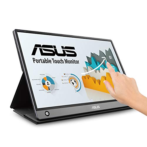 Asus Zenscreen MB16AMT 15.6' Full HD Portable Monitor Touch...