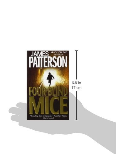 Four Blind Mice Alex Cross Band 8 Amazonde James Patterson