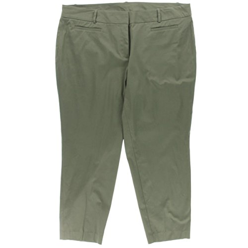 Green Ankle Pants - 9