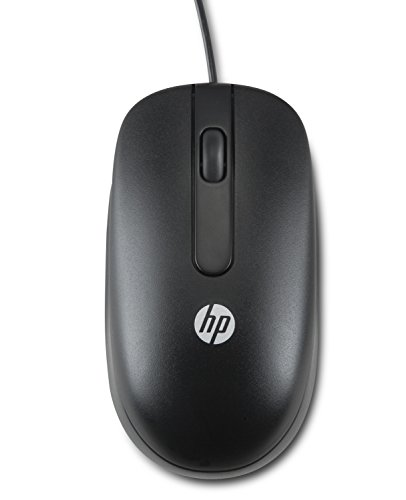 - HP USB Optical Scroll Mouse QY777AT