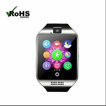 Montre connectée GPS pour sécurité, and Mrs dappel SMS, Smartwatch Vibracion silencieuse, montre intelligente Design élégant, Smartwatch meilleure ...