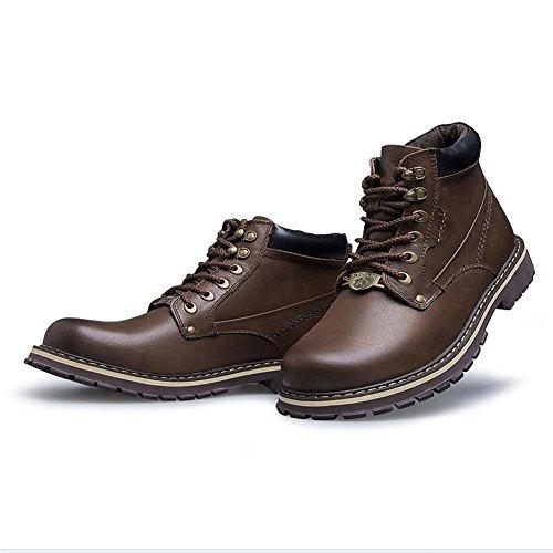 di all'usura Tendenza morbida di resistente grandi brown cotone e stivali 39 antiscivolo rSRXqR1