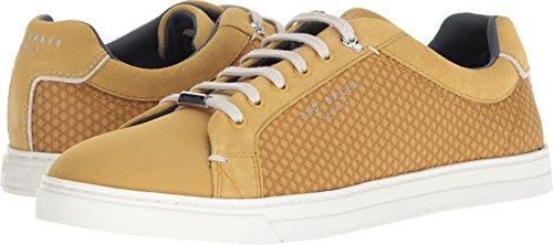 Ted Baker Mens Sarpio Sneaker Textile Jaune