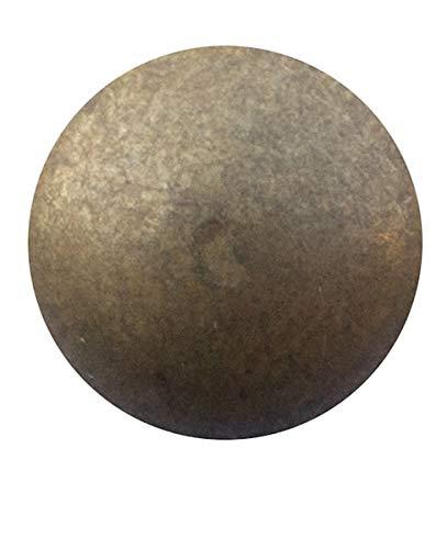 "250 QTY: C.S.Osborne & Co. No. 7254-N 5/8 - Natural Decorative Nail/post : 5/8"" head: 3/4"" (mpn# 13786)"