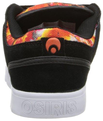 Osiris Menns Ch2 Skatesko Svart / Fargestoff