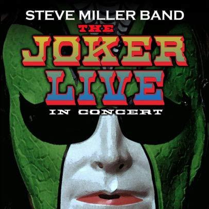 Steve Miller Band - Joker Live in Concert Exclusive Vinyl LP