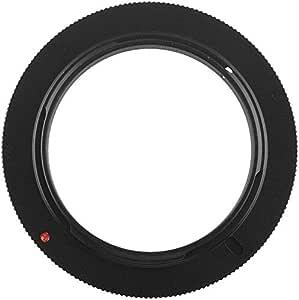 محول تركيب العدسة بالعكس مقاس 58mm لتصوير الماكرو - لكاميرات نيكون الأحترافية