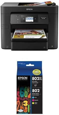 Amazon.com: Epson WorkForce Pro wf-4730 inalámbrica todo en ...