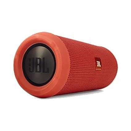 JBL JBLFLIP3GRAY Flip 3 Splashproof Portable Bluetooth Speaker Gray