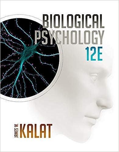 Biological Psychology 7th Edition Pdf