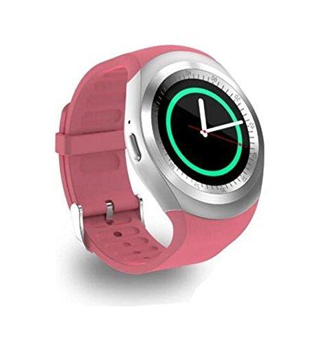 Amazon.com: Smart Watch Y1 Bluetooth 3.0 Smart Watch HD IPS ...