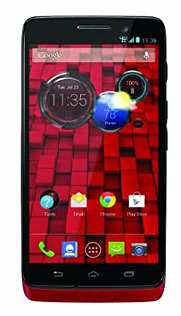 Motorola DROID MINI, Red 16GB (Verizon Wireless)