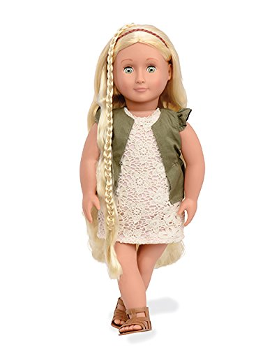 Our Generation Pia Hair Grow Doll 18 Inch  18